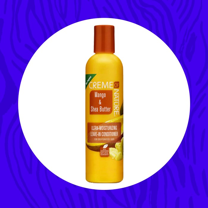 Creme of Nature Mango & Shea Butter Ultra Moisturizing Leave-in Conditioner