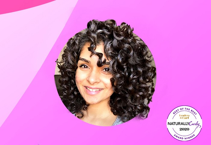 @HonestLizHere Named Best Blogger for Curly Hair of 2020