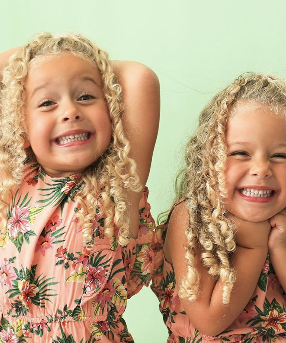How to Handle A Little Tender-Headed Curly Girl