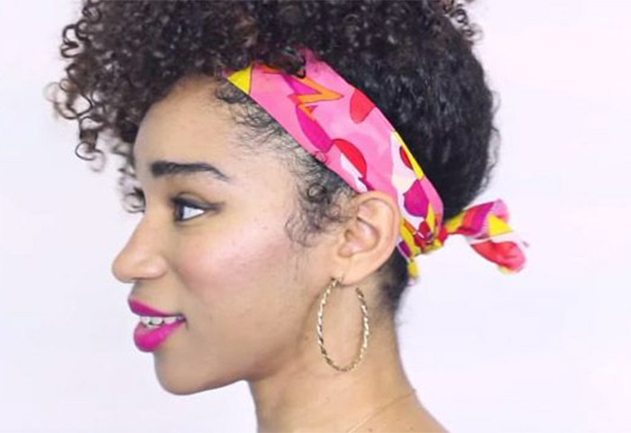 3 Ways To Wrap Your Hair While You Sleep Naturallycurly Com