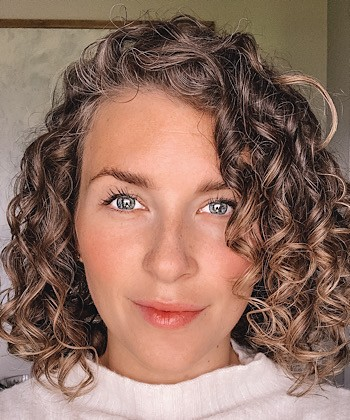 Texture Tales: Kristy on Learning to Let Go of Perfection and Embracing her Curls