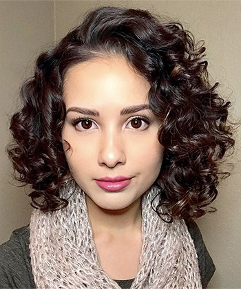 Texture Tales: Alexa Shares Why She Chose to Embrace Her Curls After Straightening Her Hair for 10 Years