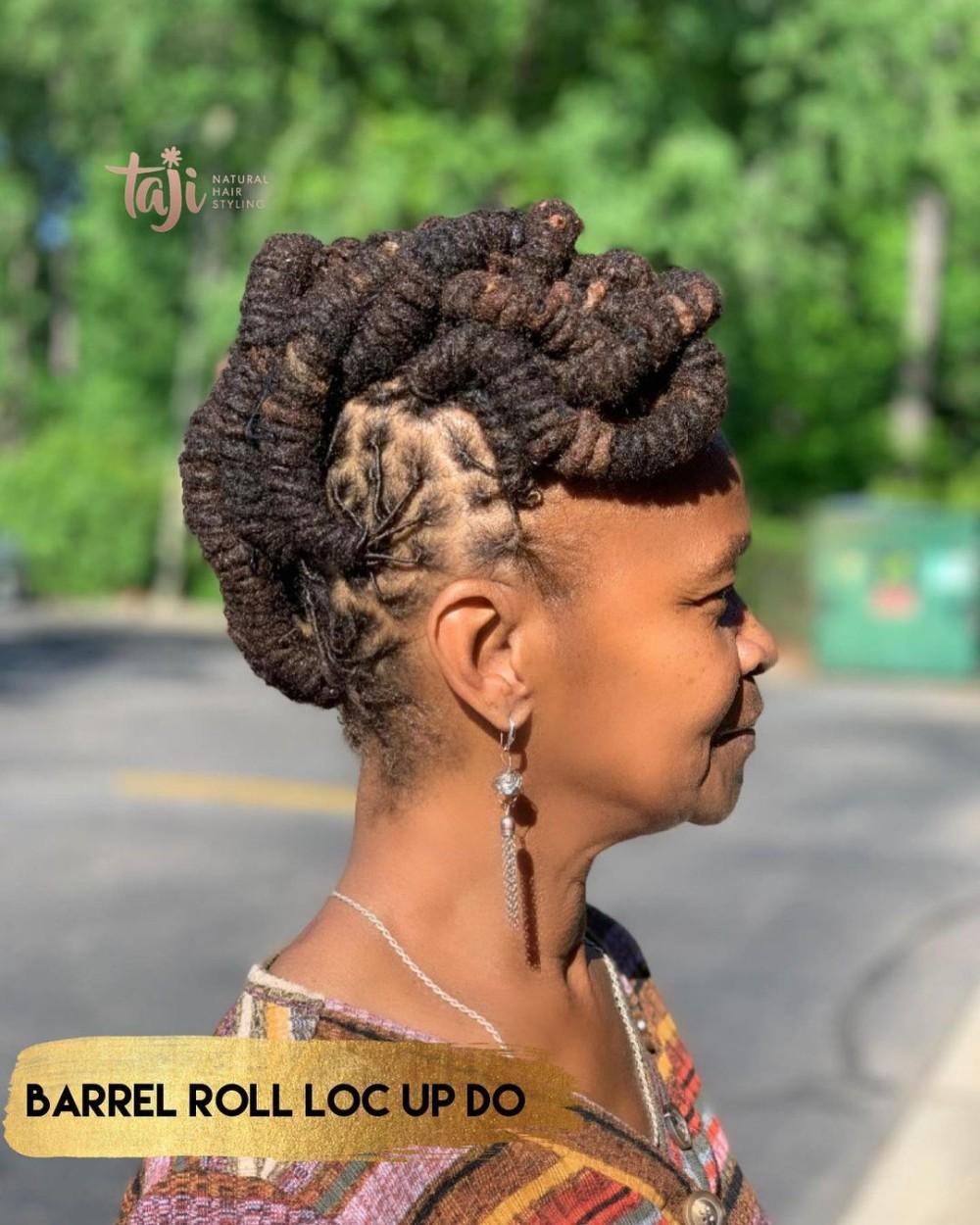 Taji Natural Hair Styling (@tajisalon) • Instagram photos and videos