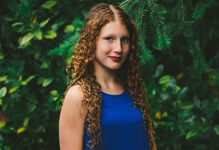 Texture Tales: Hannah on How The Curly Girl Method Changed Her Curls