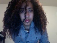 - Type 3c Curly Kinky