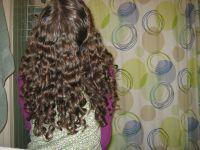 Sarah B - Type 3b Curly Spirally