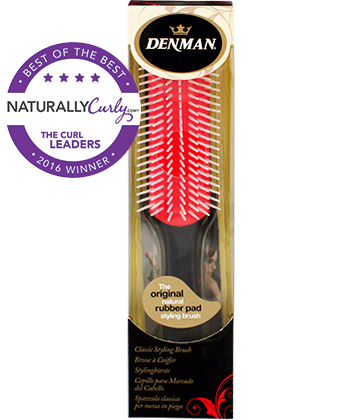 Favorite Styling Tool - Denman D3 Classic Styling Brush