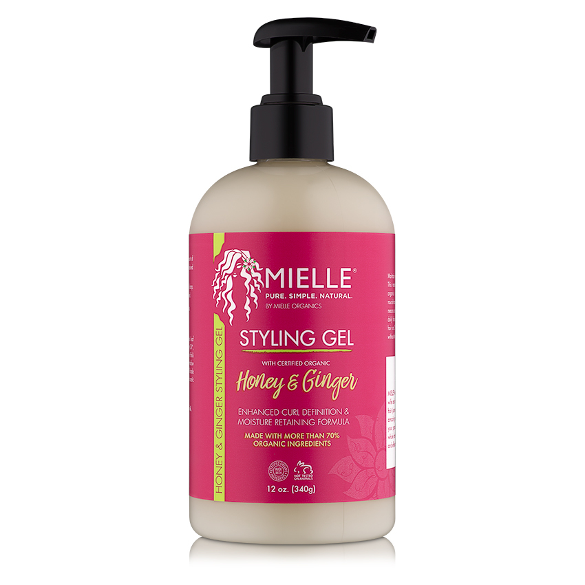 Favorite Styling Gel - Mielle Organics Honey & Ginger Styling Gel