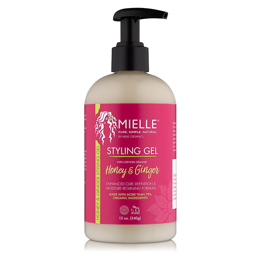 Favorite Styling Gel - Mielle Organics Honey & Ginger Styling Gel