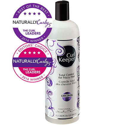 Favorite Frizz Fighter - Curly Hair Solutions Curl Keeper Original