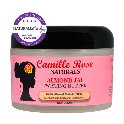 Favorite Pudding, Custard, or Butter - Camille Rose Naturals Almond Jai Twisting Butter