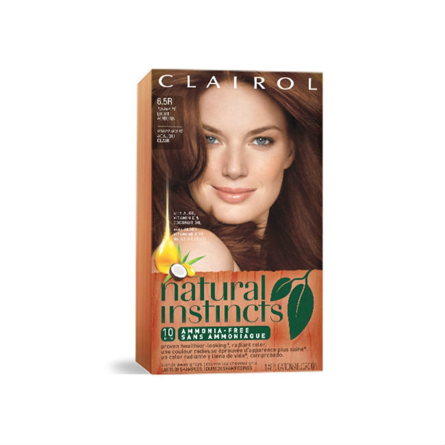 Favorite at Home Hair Color - Clairol Natural Instincts Color (1 kit)