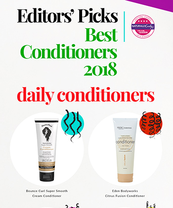 12 Conditioners to Try in 2018 - For Every Curl Pattern