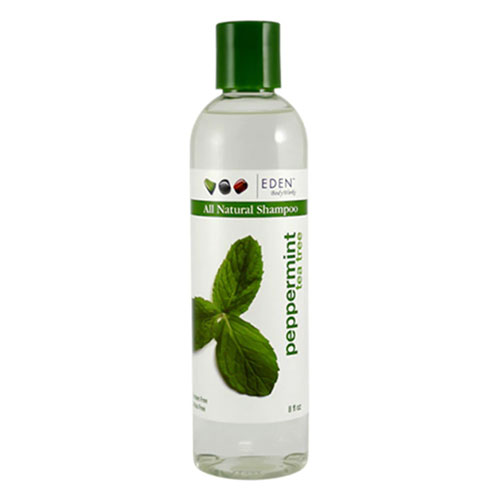 eden bodyworks peppermint tea shampoo