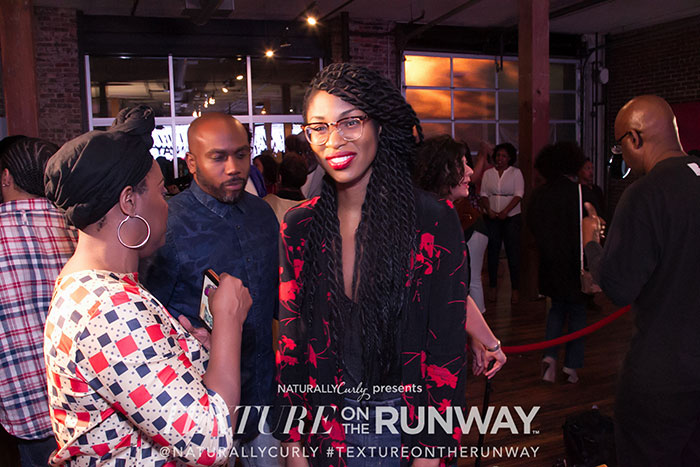 texture on the runway atlanta 2018 attendees
