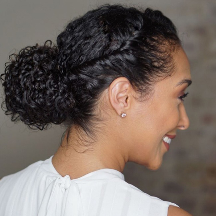 10 Easy Hairstyles for Fine Curly Hair | NaturallyCurly.com