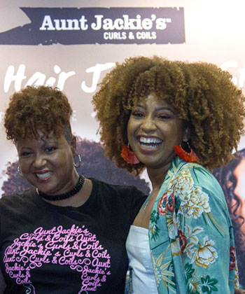 How Dwan White's Natural Hair Journey Helped Inspire Over 200 Hair Products