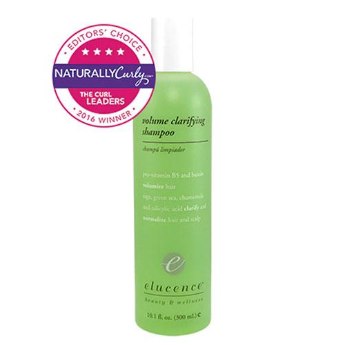 elucence clarifying shampoo