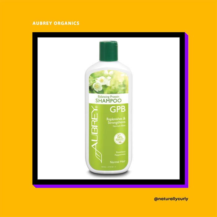 Aubrey Organics curly