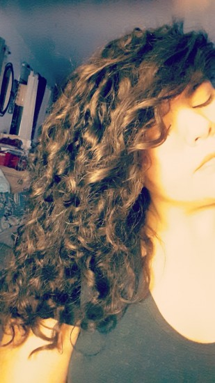 2c/3a Curls 2c 3a Out Long Curly Hair 2c  3a  OGX