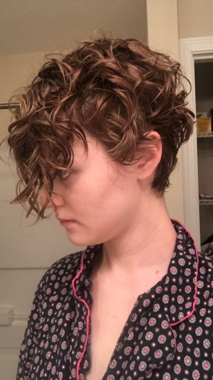 Trying to decide what my hairtype is. Help! 2b 2c 3a Out Wash and Go