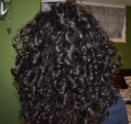 Devacurl and Cheeky Curls 2c 3a 3b Extensions devacurl  cheeky curls