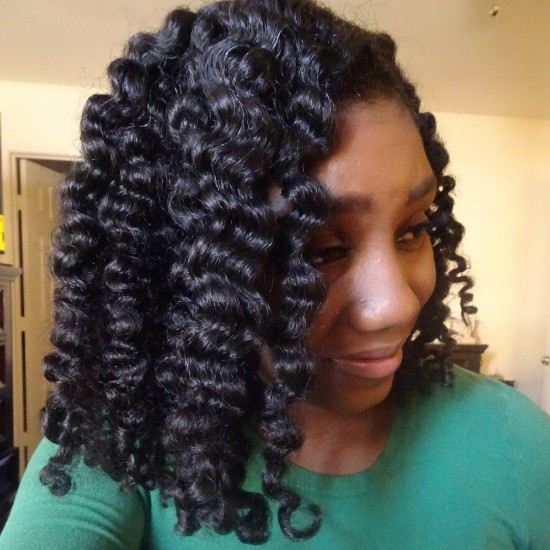 Braid Out 3c 4a Out Braid Out #braidout  #lottabody  #gotostyle #naturallycurly  #radjourney #naturalhaircommunity