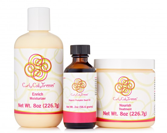 CurlyCoilyTresses With Curlformers 3c Out Rollers & Rods #CurlyCoilyTresses #TeamNatural #TexturedHair #Hair