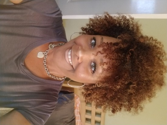 Nikkij 3c Out Wash and Go #washandgo  #naturalhair  #kinkycurly