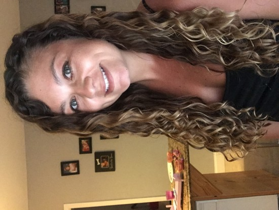 Mermaid summer waves 2c 2c Out Waves  curls  devacurl  natural  transitioning  shine  healthy  volume  texture  definition