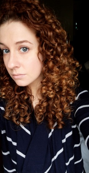 Fresh wash-and-go featuring Jamaican Black Castor Oil 3b Out Curly  Super Curly  Deva Curl  Wash-and-Go  Gel  Super Cream  Jamaican Black Castor Oil  JBCO  LOC Method  Curls  Redhead