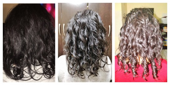 Hair Journey 2b 2c 3a Out Wash and Go #devacurl#masks#hairmasks#meltintomoisture#bleavein#ringlets#3a#transitioning#cgm