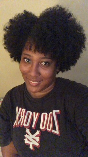Wash and go(fresh cut and shape) 4a 4b Wash and Go Out