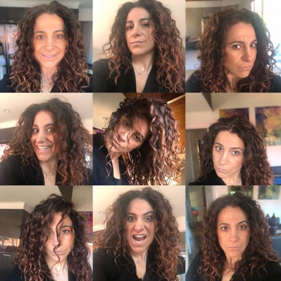 PLEEASE tell me I'm not the only one taking a million selfies a day! iPhone Portrait Mode anyone? 2c 3a Out Long Curly Hair #letstalkaboutvanity  #thinksshesacurlmodel  #dontgiveupyourdayjob  #embracingthefrizz  #bighairdontcare