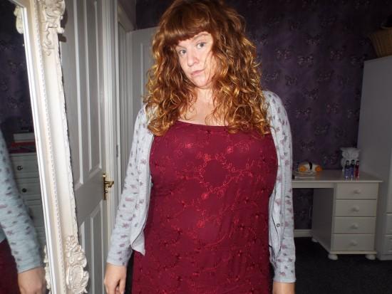 my natural wavy hair natural redhead 2c Out Twist & Curl natural redhead with wavy hair