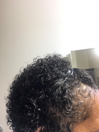 Big Chop~Wash 'n Go 4a Out