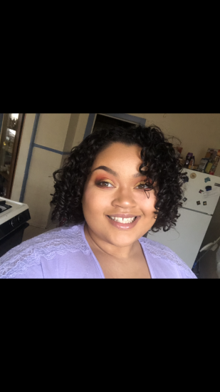 my big chop❤️ 3a 3b Out Wash and Go
