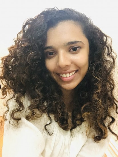 Natural loose curls, embracing the frizz 💕 3b Out