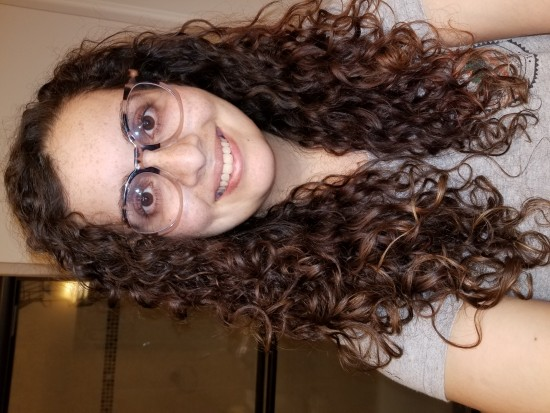 I FINALLY FOUND it!! My holy grail!! 3a 3b Out Long Curly Hair