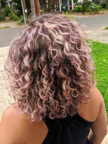 Highlights with purple glaze 3a Out