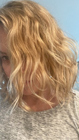 Is there a potential in this curl? Is it the wrong cut? Missing moisture? Protein? Please help! 2a 2b Out Wash and Go