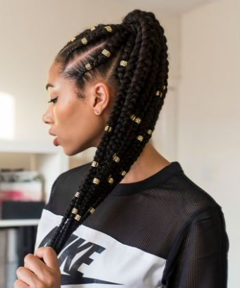 How to Maintain Your Braids this Summer