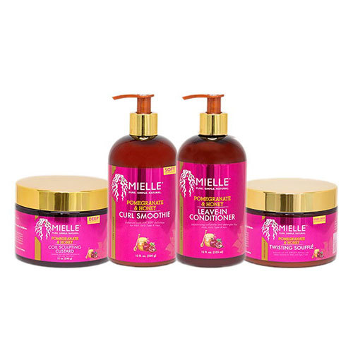 Mielle Pomegranate & Honey Collection