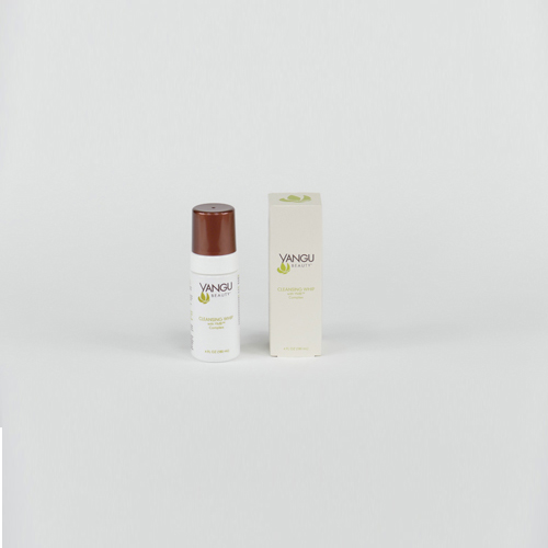Foaming Face Wash: Yangu Beauty Cleansing Whip For Oily Acne Prone Skin
