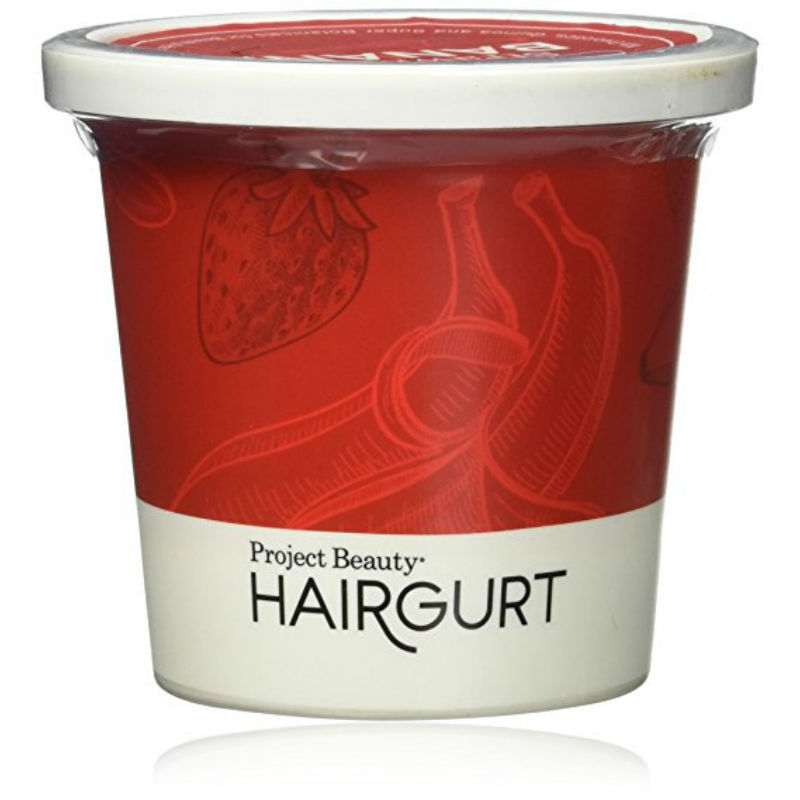 Bianca 3a: Hairgurt Curl Perfecting Yogurt Hair Masque
