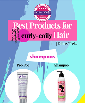 Best Products for Curlies & Coilies | Editors' Choice 2018