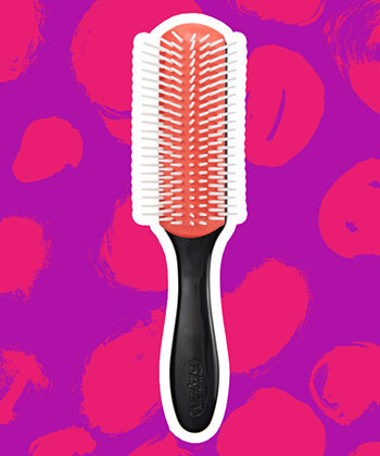 What the Heck is a Denman Brush?