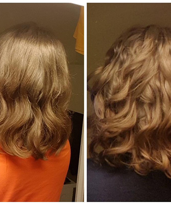 My One-Week Wavy Hair Transformation