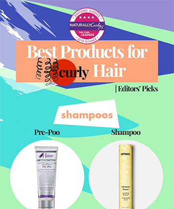 14 Editor Approved Curly Products You'll Love | 2018 Editors' Choice
