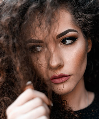 The 3 Types of Frizz & How to Stop Them